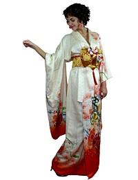 1000  images about kimonos on Pinterest | Traditional kimono ...