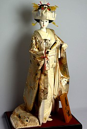 Japanese Traditional Dolls Japanese Antique And Vintage