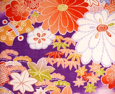 Japanese Woman S Silk Hand Painted Kimono Antique